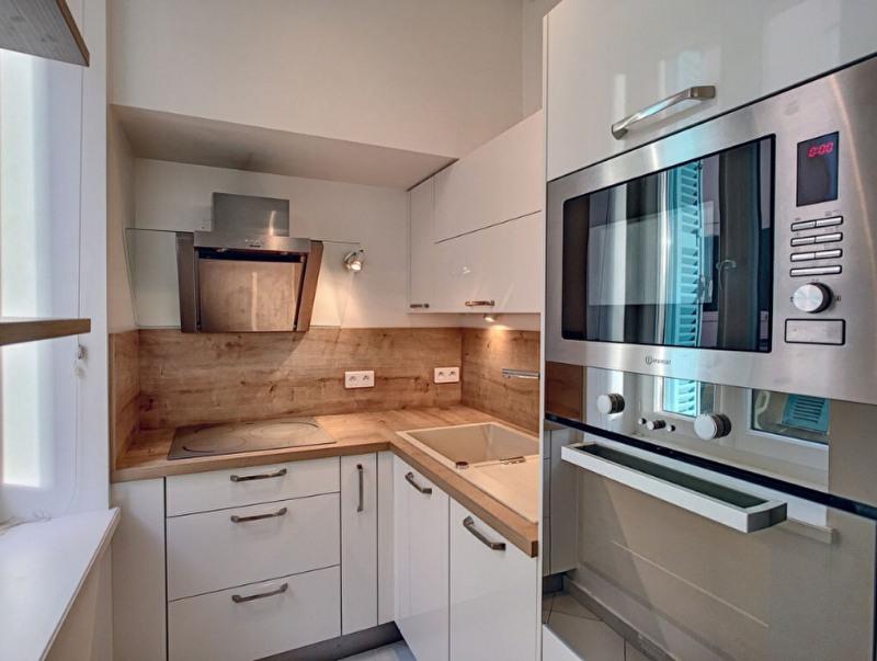 Sale apartment Menton 220000€ - Picture 1
