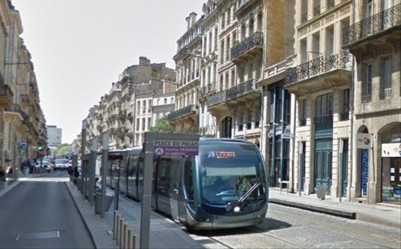 Vente appartement Bordeaux 101000€ - Photo 1