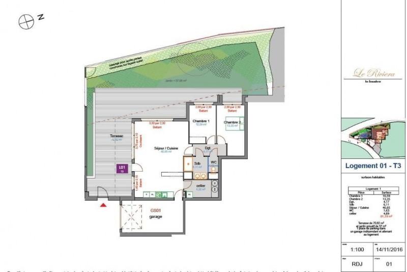 Sale apartment Les issambres 600000€ - Picture 15