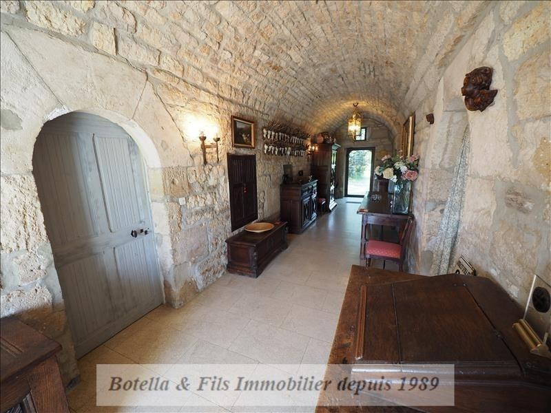Verkoop van prestige  kasteel Uzes 2385000€ - Foto 8