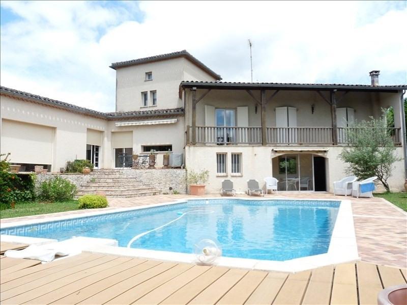 Vente maison / villa Foulayronnes 370000€ - Photo 1