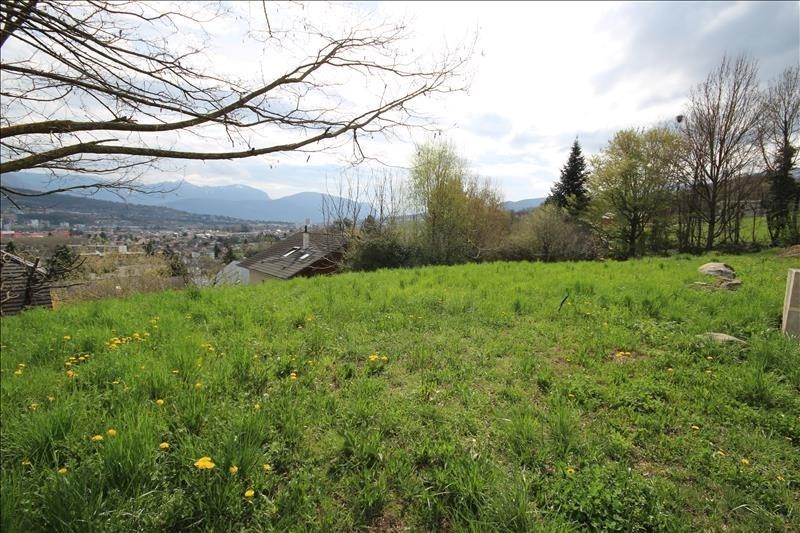 Vendita terreno Chambery 325000€ - Fotografia 1