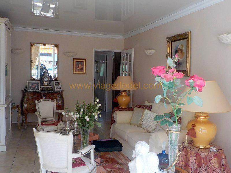 Life annuity apartment Antibes 52 000€ - Picture 4
