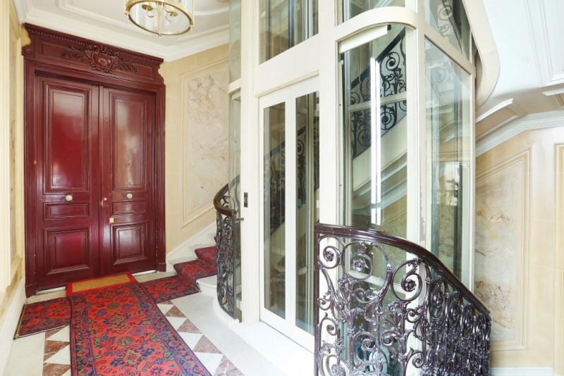 Vente de prestige appartement Paris 16ème 660000€ - Photo 14