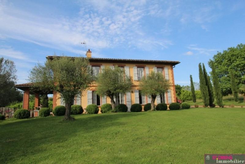 Deluxe sale house / villa Saint-orens 10 minutes 976000€ - Picture 2