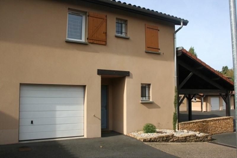 Sale house / villa Cailloux sur fontaines 315000€ - Picture 2