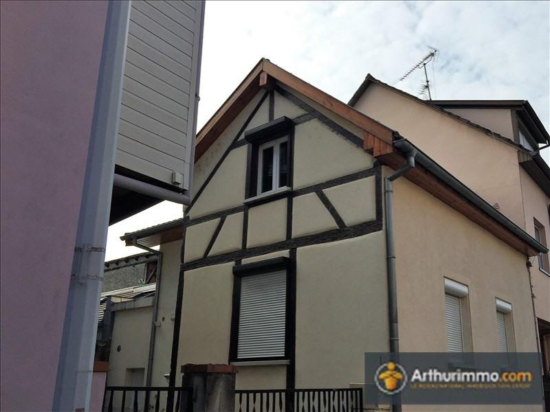 Sale house / villa Colmar 191000€ - Picture 1