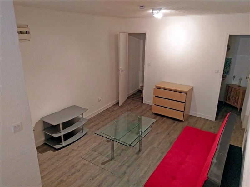 Rental apartment Montreal la cluse 205€ CC - Picture 1