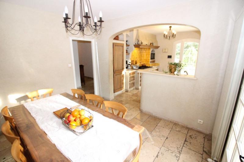 Vente de prestige maison / villa Mouries 644000€ - Photo 7
