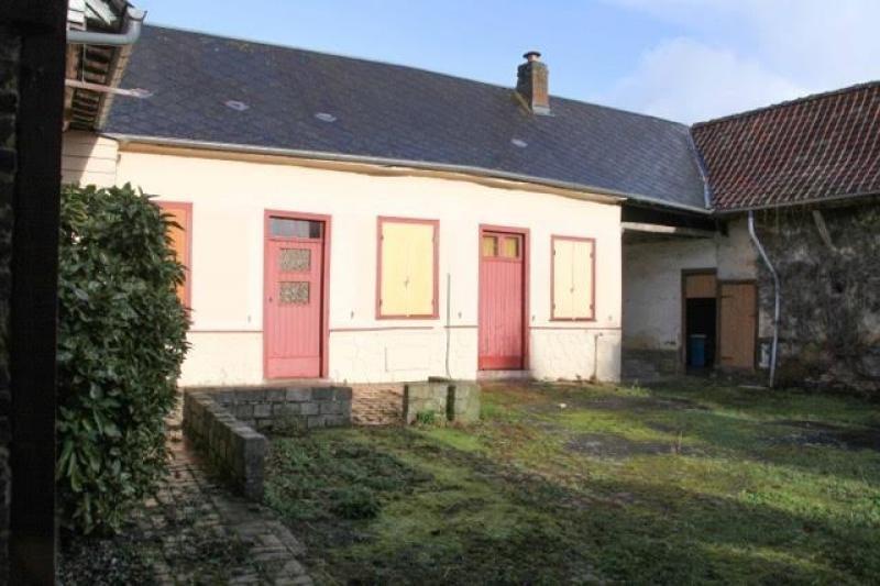 Vente maison / villa Toutencourt 75000€ - Photo 3