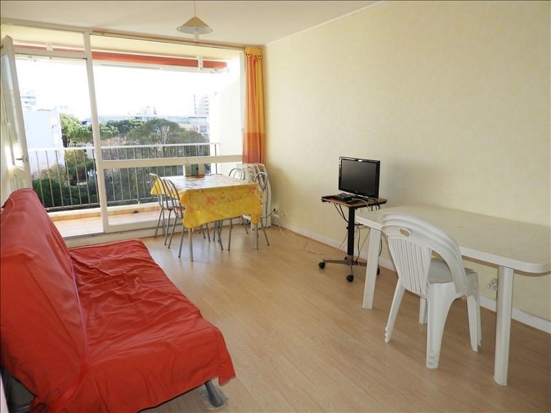 Vente appartement La grande motte 185300€ - Photo 3