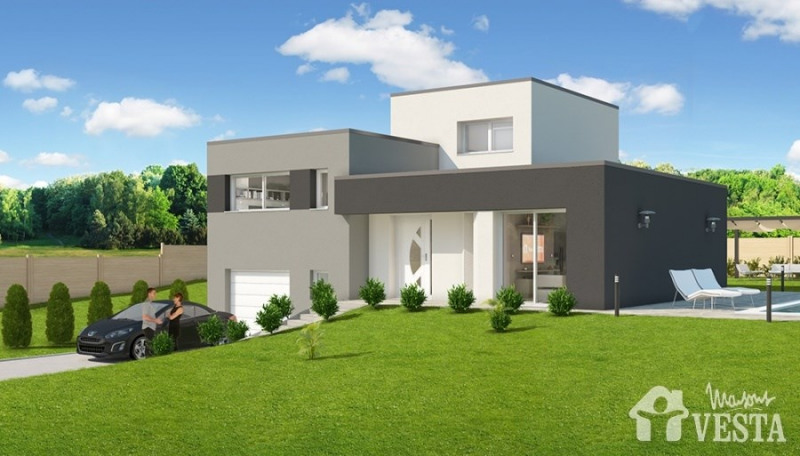 Maison  5 pièces + Terrain 561 m² Briey par VESTA ESPACES