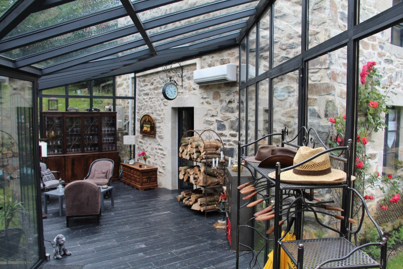 Sale house / villa St hostien 534000€ - Picture 6