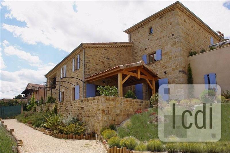 Vente de prestige maison / villa Aubenas 990000€ - Photo 1