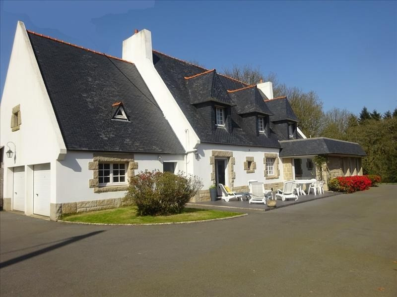 Sale house / villa Bourg blanc 515000€ - Picture 1