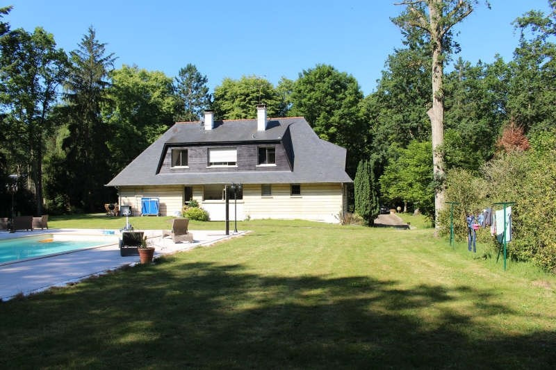 Deluxe sale house / villa Lamorlaye 675000€ - Picture 1