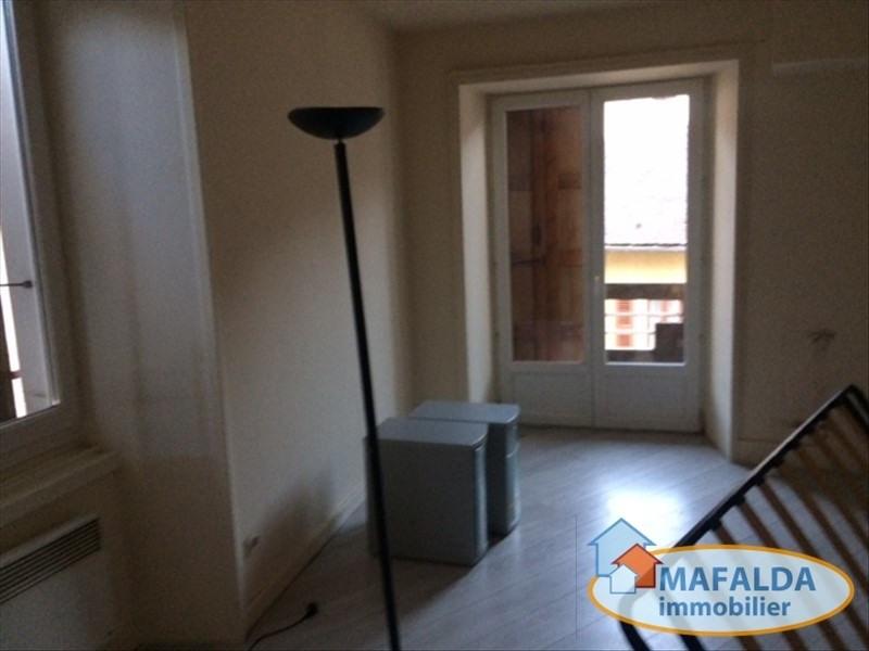 Vente appartement Saint jeoire 138000€ - Photo 4