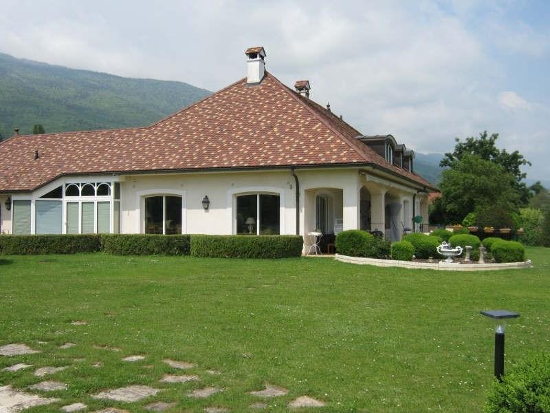 Vente de prestige maison / villa Thoiry 1875000€ - Photo 6