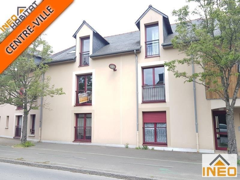 Vente appartement Montfort 120750€ - Photo 1