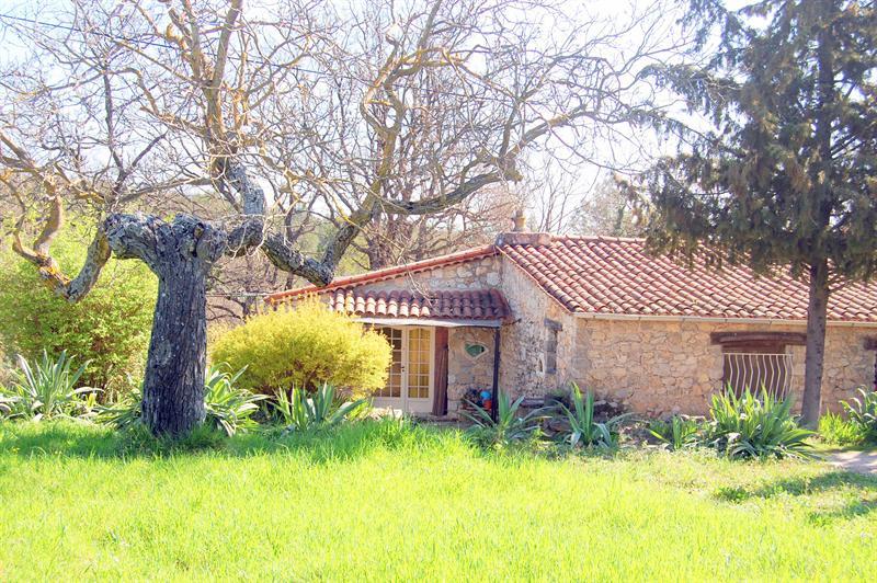 Revenda residencial de prestígio casa Tourrettes 1575000€ - Fotografia 11