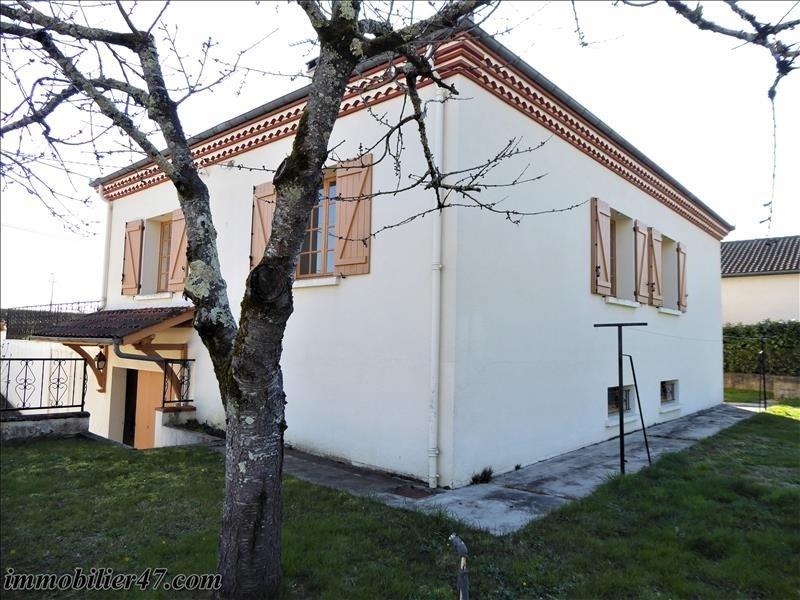 Vente maison / villa Ste livrade sur lot 123000€ - Photo 2