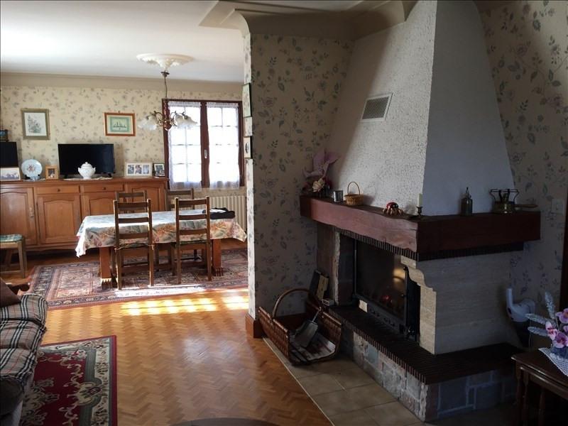 Venta  casa La villedieu du clain 176500€ - Fotografía 6