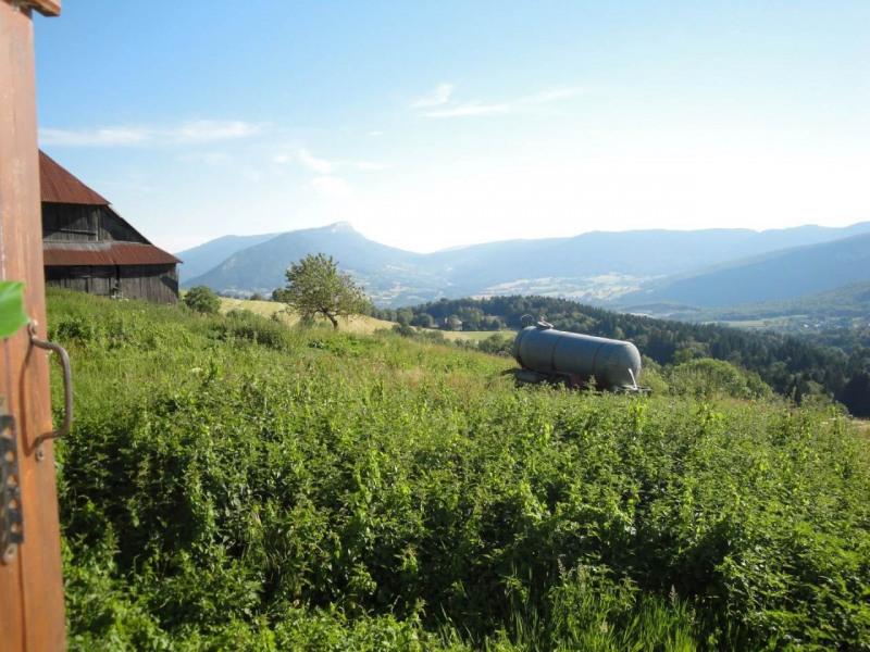 Venta  terreno Bellecombe-en-bauges 145000€ - Fotografía 1