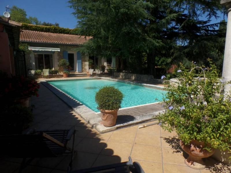 Sale house / villa Caumont-sur-durance 517000€ - Picture 8