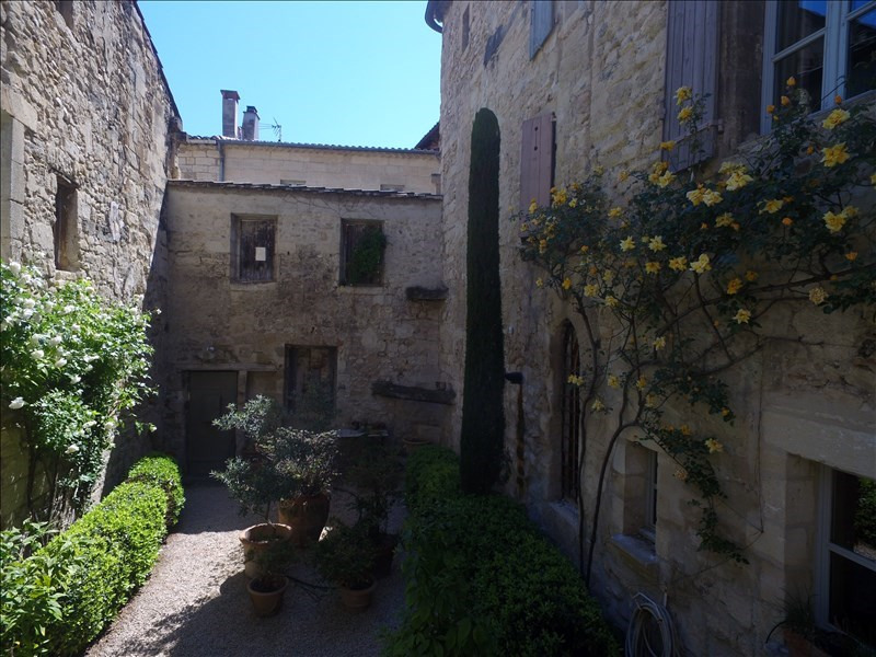 Verkoop van prestige  huis Villeneuve les avignon 3400000€ - Foto 6