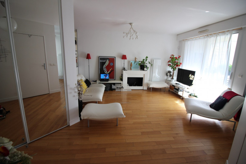 Sale apartment Boulogne billancourt 610 000€ - Picture 1