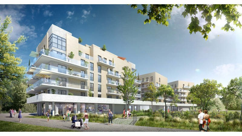 Sale apartment St germain en laye 262000€ - Picture 1