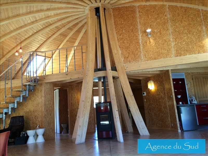 Vente maison / villa Plan d aups 418 000€ - Photo 2