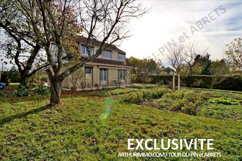 Sale house / villa La tour du pin 185000€ - Picture 1