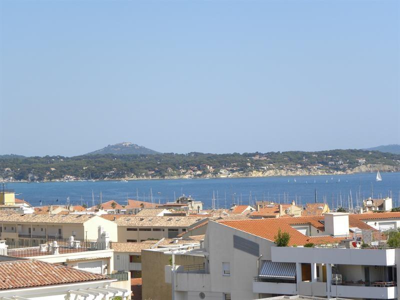 Location vacances appartement Bandol 450€ - Photo 1