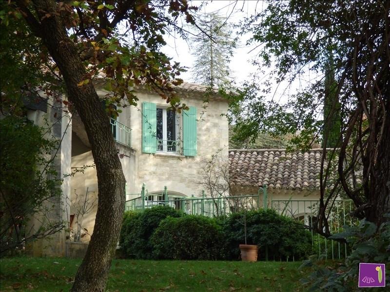 Vente de prestige maison / villa Uzes 685000€ - Photo 8