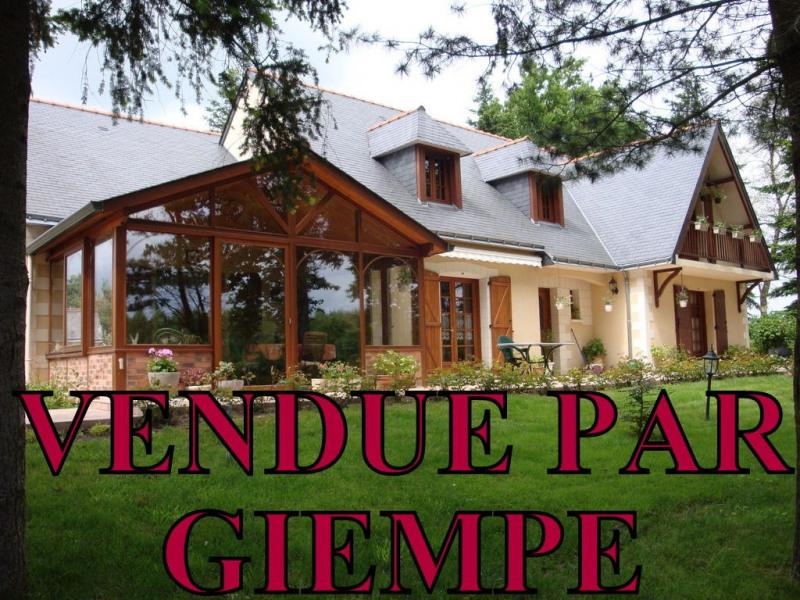 Sale house / villa Jarzé 248400€ - Picture 1