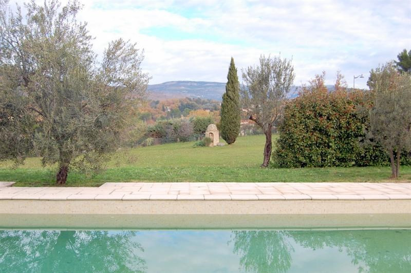 Vente de prestige maison / villa Le canton de fayence 1595000€ - Photo 9