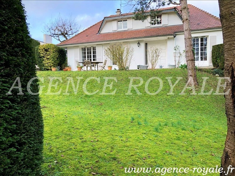 Vente maison / villa Mareil marly 860000€ - Photo 1