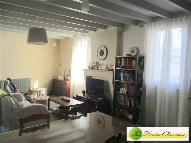 Sale house / villa Voeuil et giget 154850€ - Picture 4