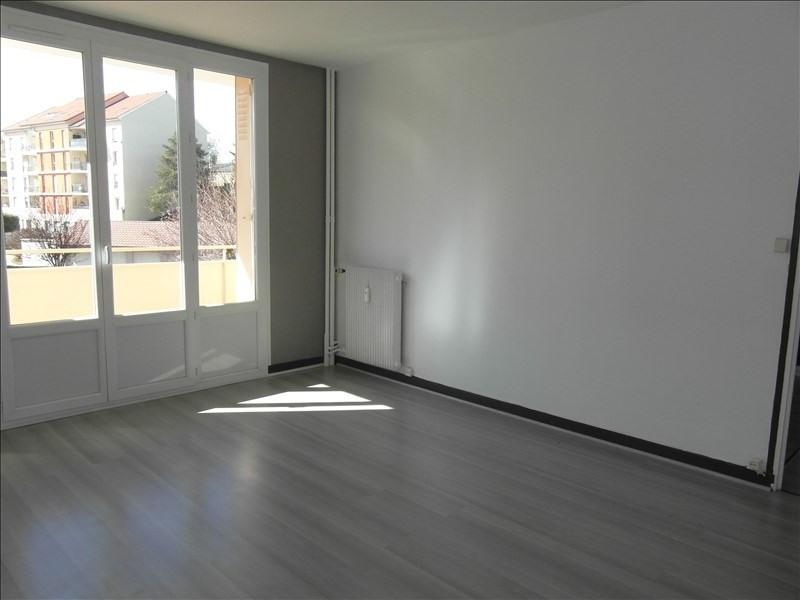 Venta  apartamento Pont de cheruy 109500€ - Fotografía 2