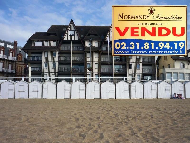 Deluxe sale apartment Villers sur mer 424000€ - Picture 1