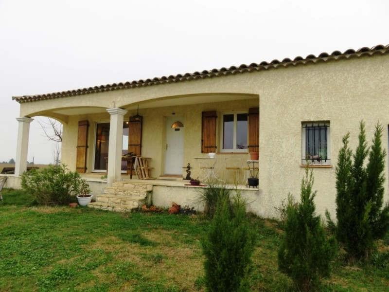 Sale house / villa Grospierres 287200€ - Picture 2