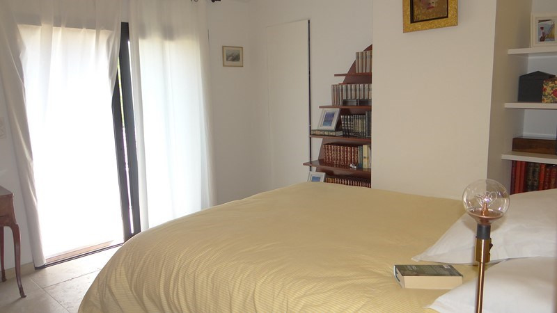 Vacation rental house / villa Le rayol 8 000€ - Picture 15