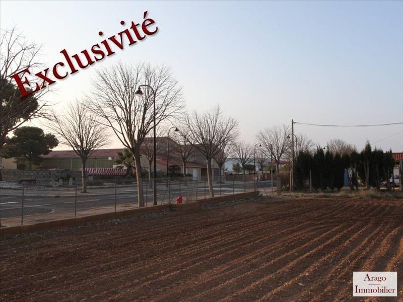 Vente terrain Salses le chateau 101800€ - Photo 2