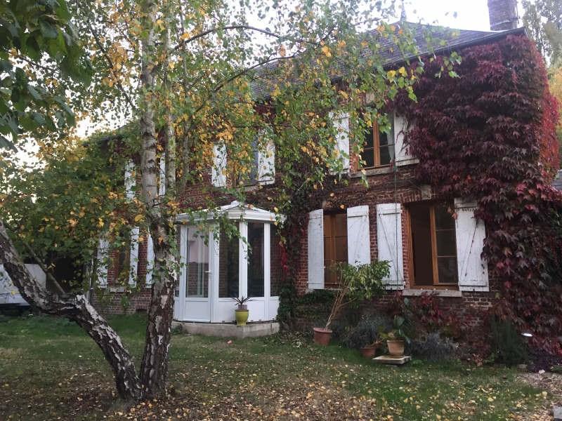 Sale house / villa Pontoise 320000€ - Picture 1