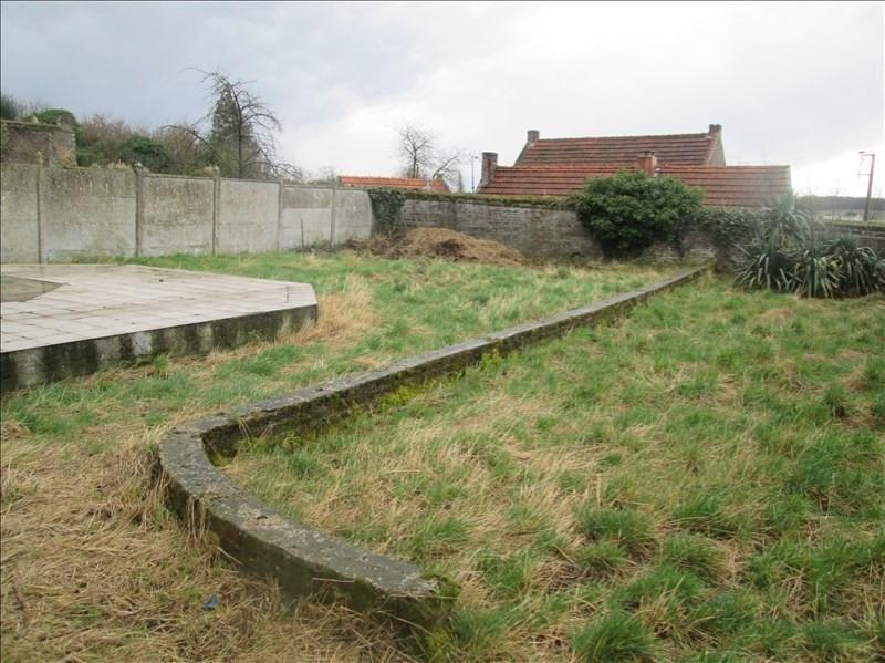 Vente maison / villa Oisy le verger 167000€ - Photo 7