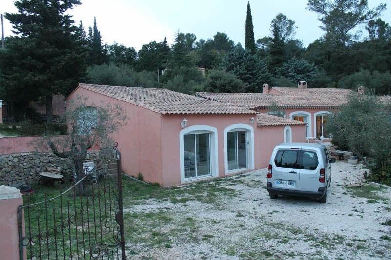 Sale house / villa Belgentier 548000€ - Picture 2