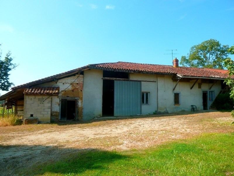 Vente maison / villa Pont de vaux 80000€ - Photo 1