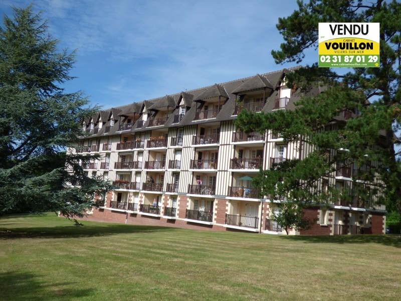 Revenda apartamento Villers sur mer 169000€ - Fotografia 1