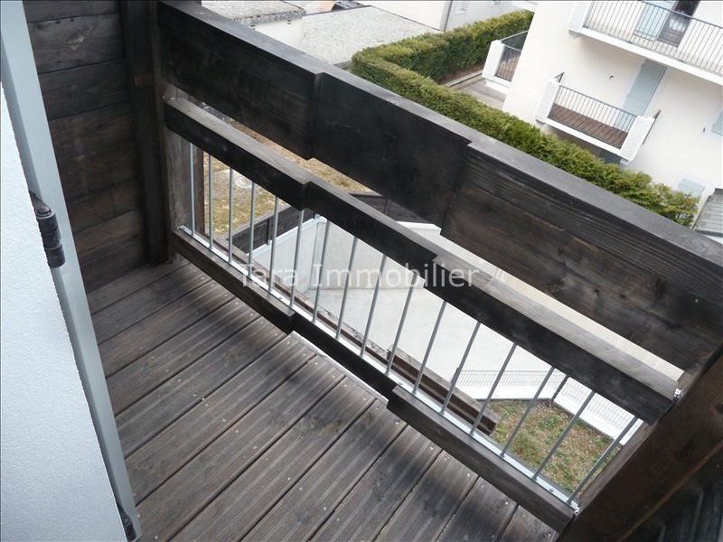 Vente de prestige appartement Chamonix-mont-blanc 595 000€ - Photo 9